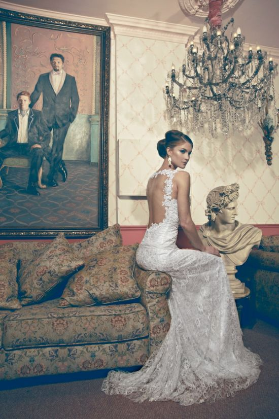 Glamorous Wedding Dresses For Your Wedding Day
