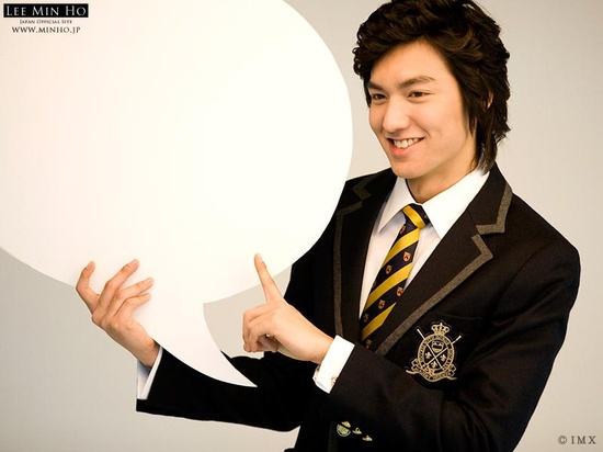 Gu Jun Pyo #BoysOverFlowers #LeeMinHo #DramaFever #KDrama