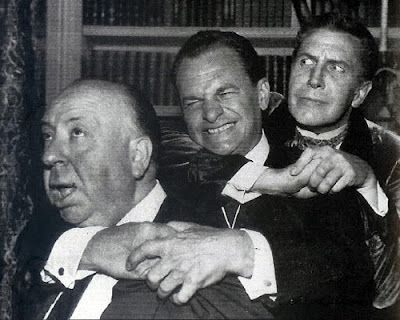 Hitchcock, James Gregory, and Vincent Price