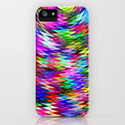 Rainbow Refraction iPhone Case