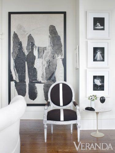 White Apartment Decorating Ideas - Mimi Williams Interiors - Veranda.com