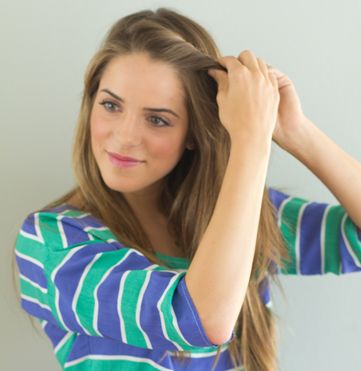 10 Quick Ways to Style Long Hair