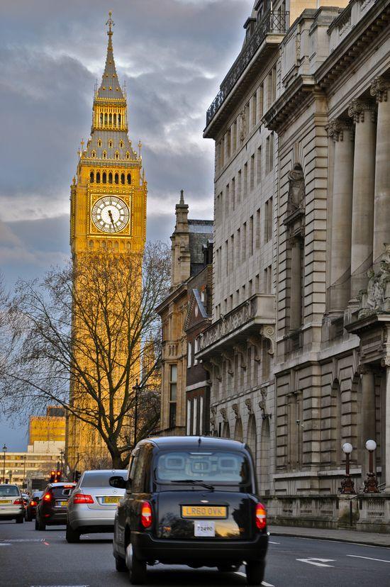 ENGLAND: London