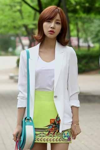 meahri from A Gentleman's Dignity