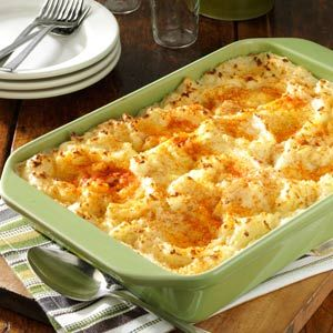 Make-Ahead Potatoes-