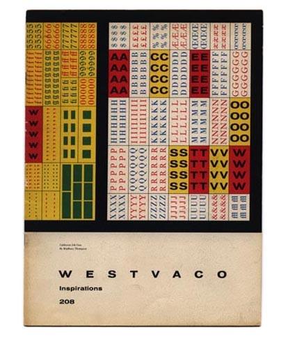 Bradbury Thompson: Westvaco