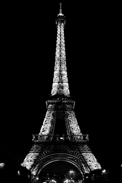 Because it's Paris.