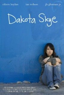 Dakota Skye is an American Indian girl cursed with unusual super powers. She sees the truth behind any lie she hears. Sometimes the lies are little, sometimes they're big. How do you trust, how do you sleep with that? It's not easy. And, then she meets Jonah, they guy who doesn't lie. Or can she just not hear the lies? Watch and find out.     Great movie if you like dry, sarcastic humor. :-)