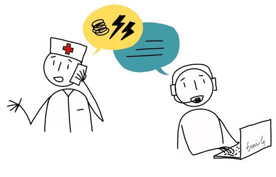 Psy For Med - Consultations psy bénévoles pour le personnel soignant