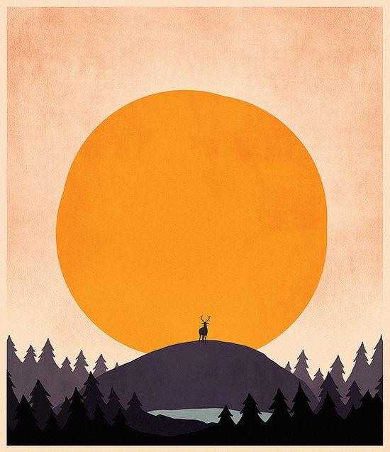 sunset by SgtSalt.