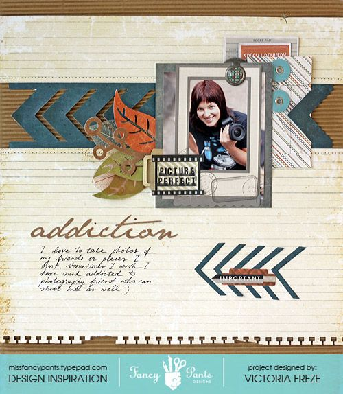 Addiction - Scrapbook.com
