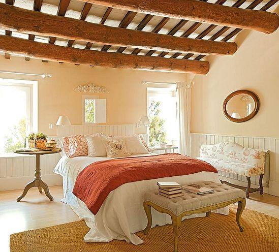 Rustic bedroom...