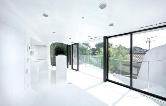 Celluloid Jam House by OBJEKT?International   #plastic #home #house #interior #design