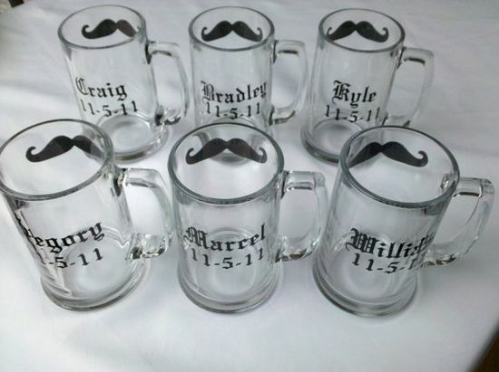 possible groomsmen gifts