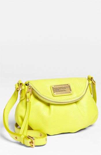 Obsessed!  Marc Jacobs crossbody bag.