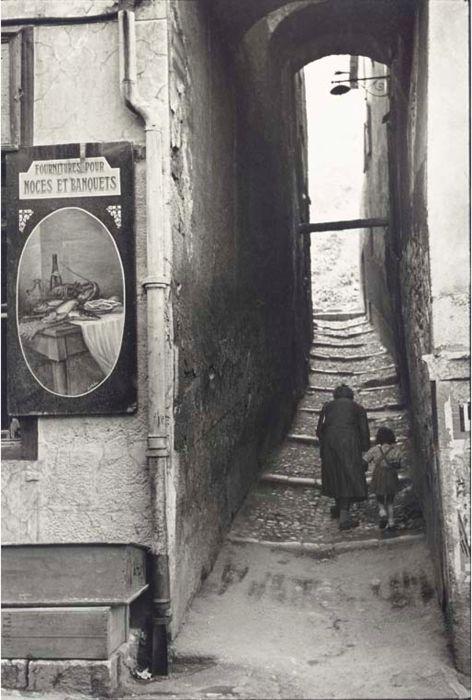 kvetchlandia: Henri Cartier-Bresson Briançon, France 1951