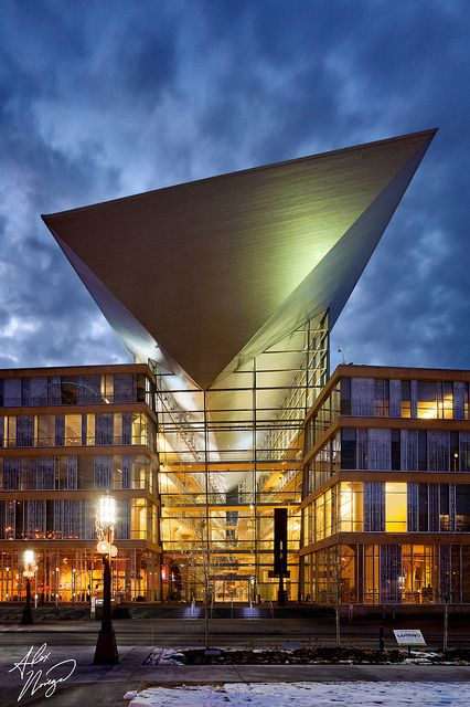 Hennepin County Library, downtown Minneapolis #architecture - ?k?