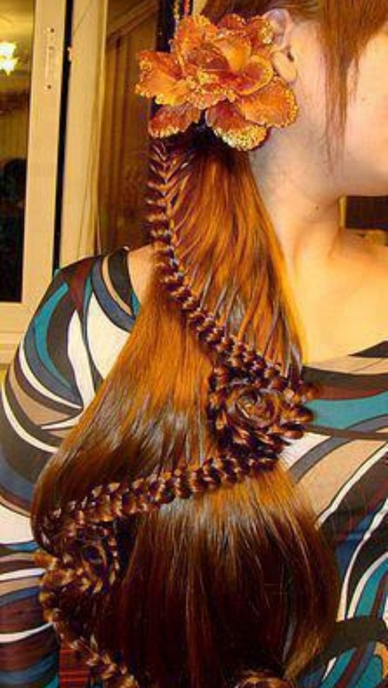 Amazing Hairstyles #34