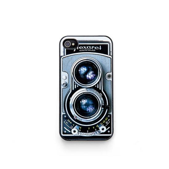 Camera iPhone cover
