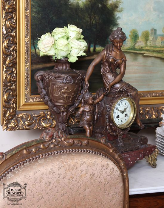 Antique furniture and antique Accessories  #styling #french #furniture #antique
