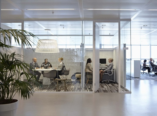 Office Design TNT's CO2 neutral express office by OVG, Hoofddorp – Netherlands » Retail Design Blog