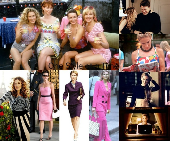 Celebrating 15 Years of #sexandthecity #onestyleatatime #SATC @Patricia Smith Field