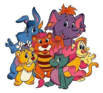 The Wuzzles!
