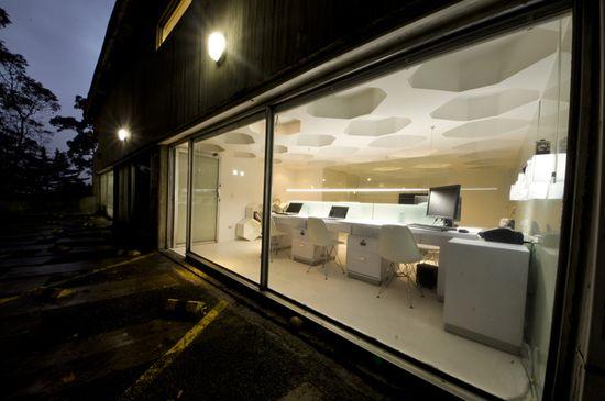 element design office by element design, Bogota