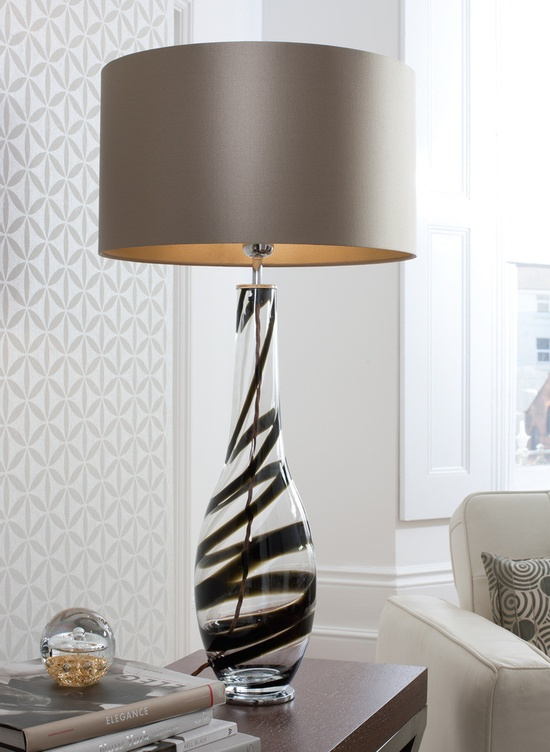 Hotel Interior Design: Art Glass Table Lamps, over 3,000 beautiful limited production interior design inspirations inc, furniture, lighting, mirrors, tabletop accents and gift ideas to enjoy pin and share at InStyle Decor Beverly Hills Hollywood Luxury Home Decor enjoy & happy pinning