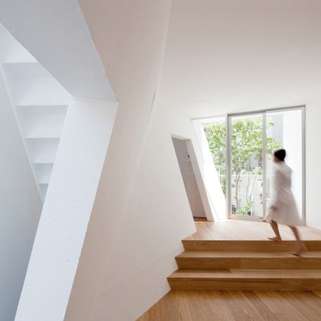 House Folded by Alphaville #interiors