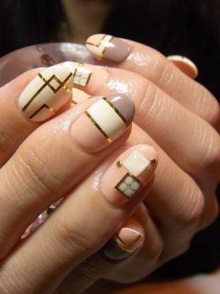? nails.