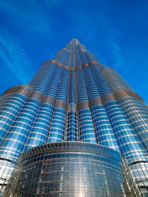 Burj Khalifa (Burj Dubai), #Dubai, #UAE #architecture