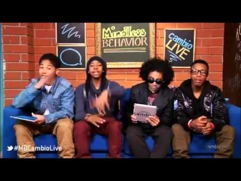 Mindless behavior funny moments Part 3 -