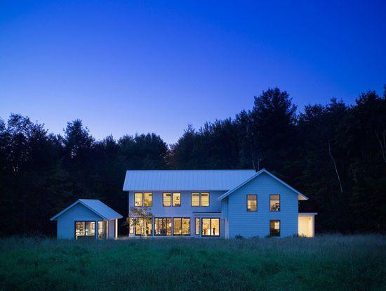 farmhouse exterior by TruexCullins Architecture + Interior Design