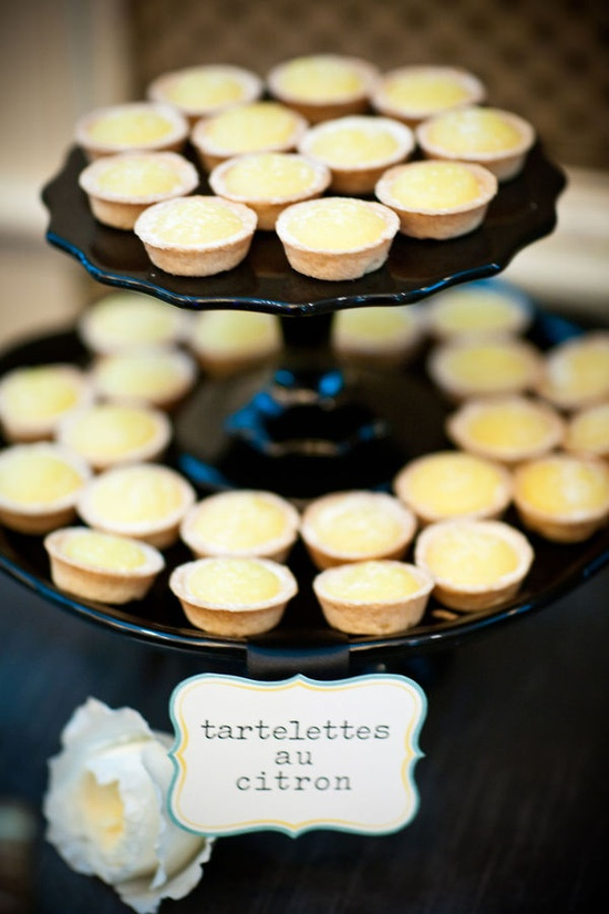 cute little tarts.