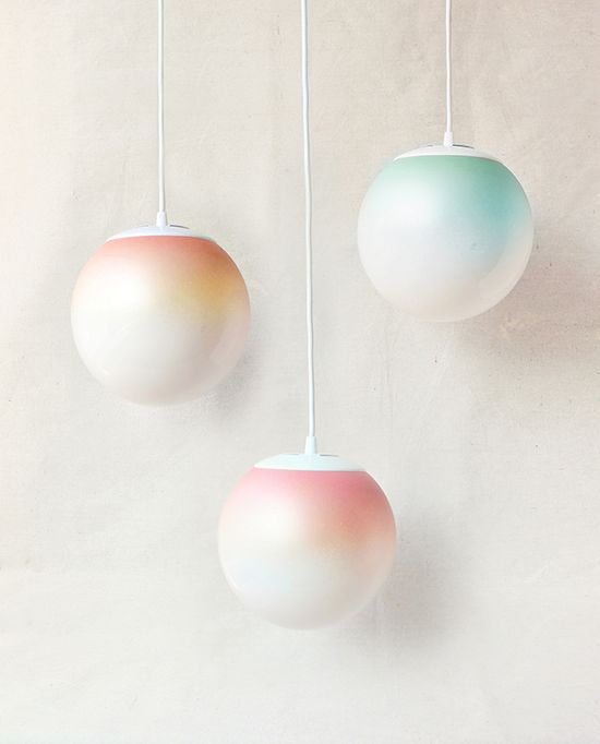 Lights on! DIY these awesome pendant lamps for your home
