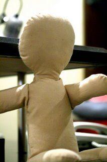 Rag Doll Tutorial pattern