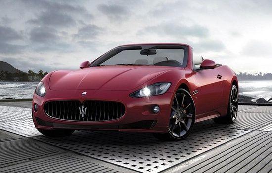 Maserati GranCabrio #luxury sports cars #sport cars #celebritys sport cars #ferrari vs lamborghini #customized cars