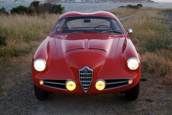 Alfa Romeo 1900 CSS Zagato 1957
