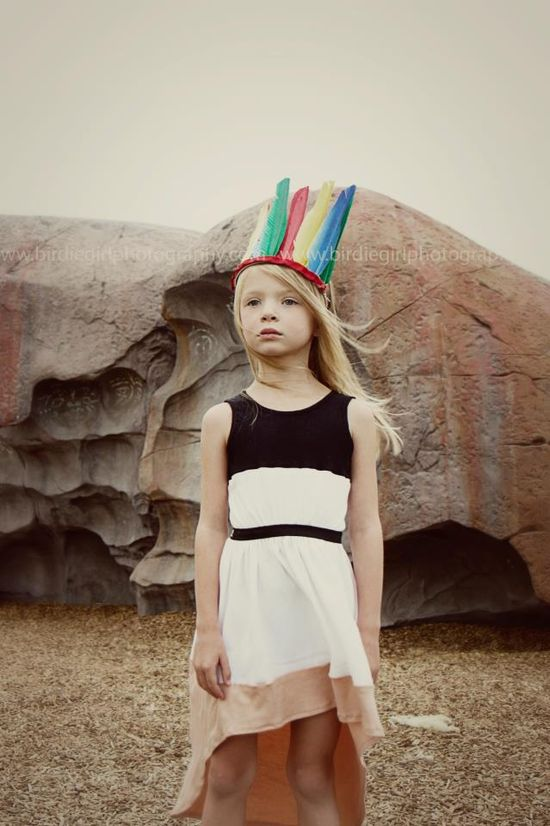 Cascade dress as photographed by Jenny Vogt