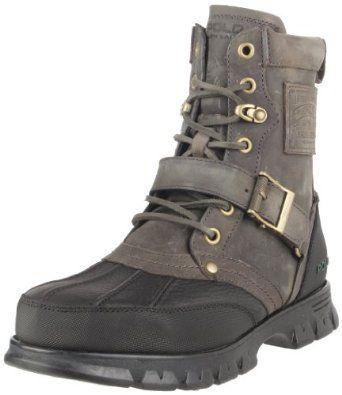 Amazon.com: Polo Ralph Lauren Men's Tenard Hiking Boot: Shoes