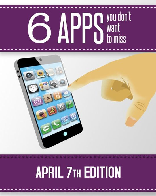 Check out some of the best new apps for your smartphone.