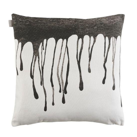 Linum drip cushion #pillow #home #decoration #homedecoration