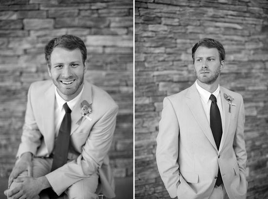 Wedding Pose for groom