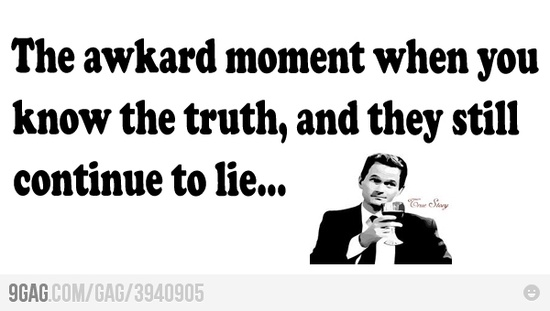 Awesome Inspiration Quotes: That Awkward Moment When You