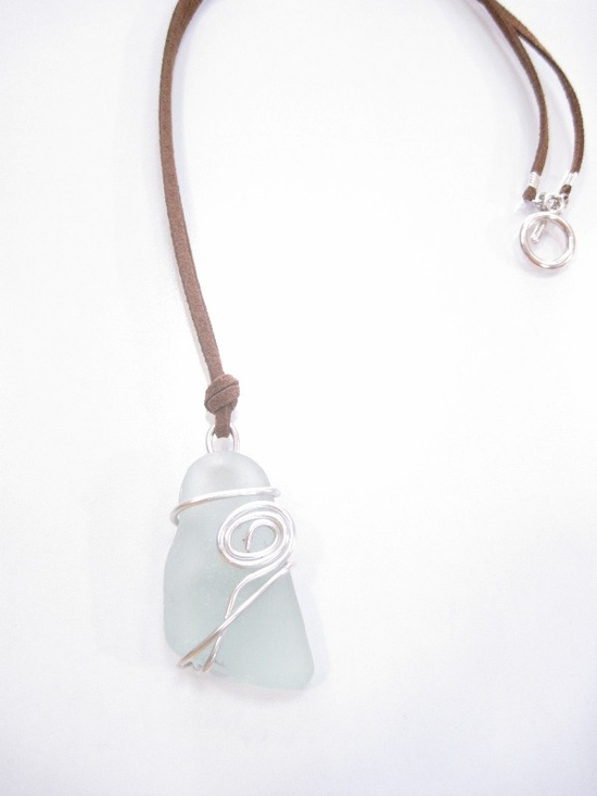 #sea #glass #jewelry