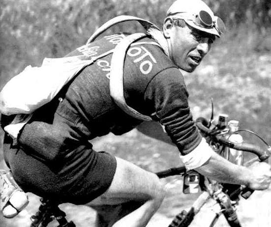 Vintage style Boule d/'Or Cycling Bidon