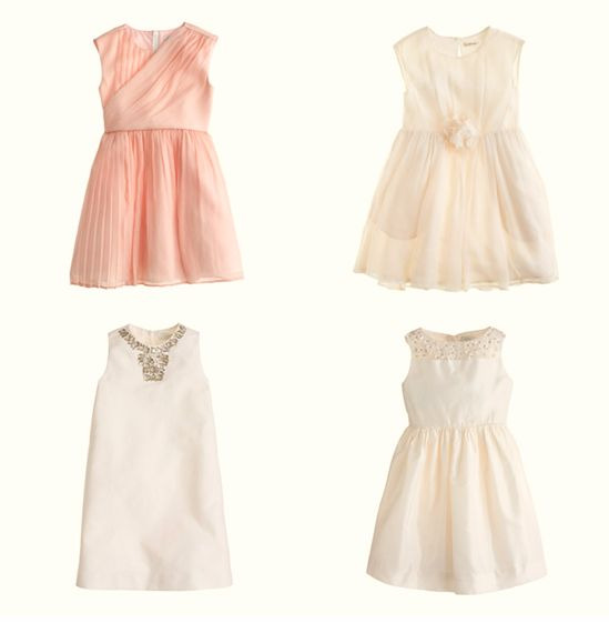 Party Dresses for Littles