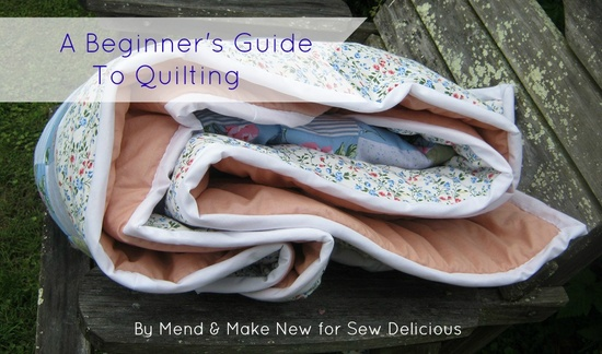 Sew Delicious: Quilting for Beginners