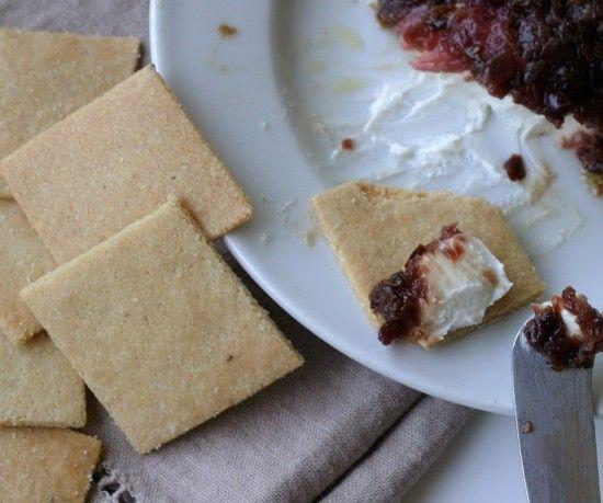 Almond Saltine Cracker